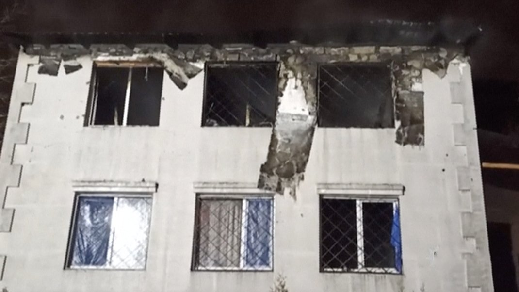 Heater misuse suspected as 15 die in #Ukraine elderly home fire