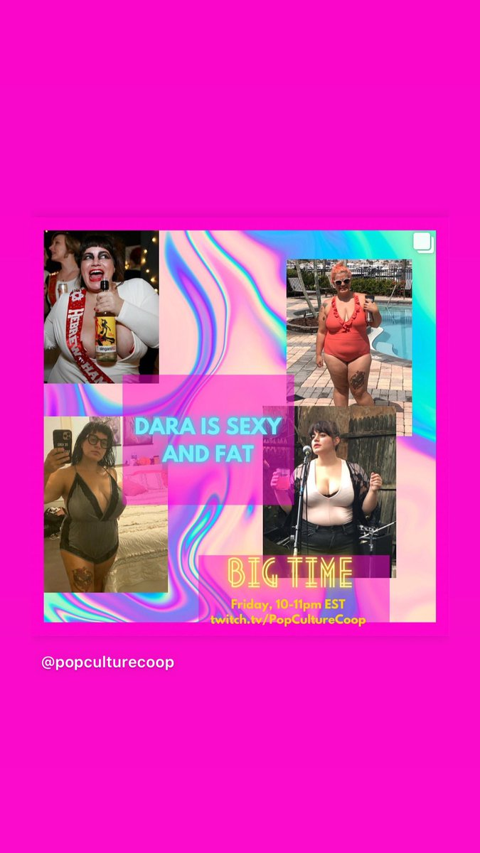 Do you plan to watch BIG TIME tomorrow at 10pm EST? Conversation and performance with Miss Coney Island 2016 @FancyBurlyQ! @ashlieatkinson and @gortheartsme in all of their glory! We can't wait for you to join us.   #burlesque #streaming #performance #arts #nyc #fat #feminism