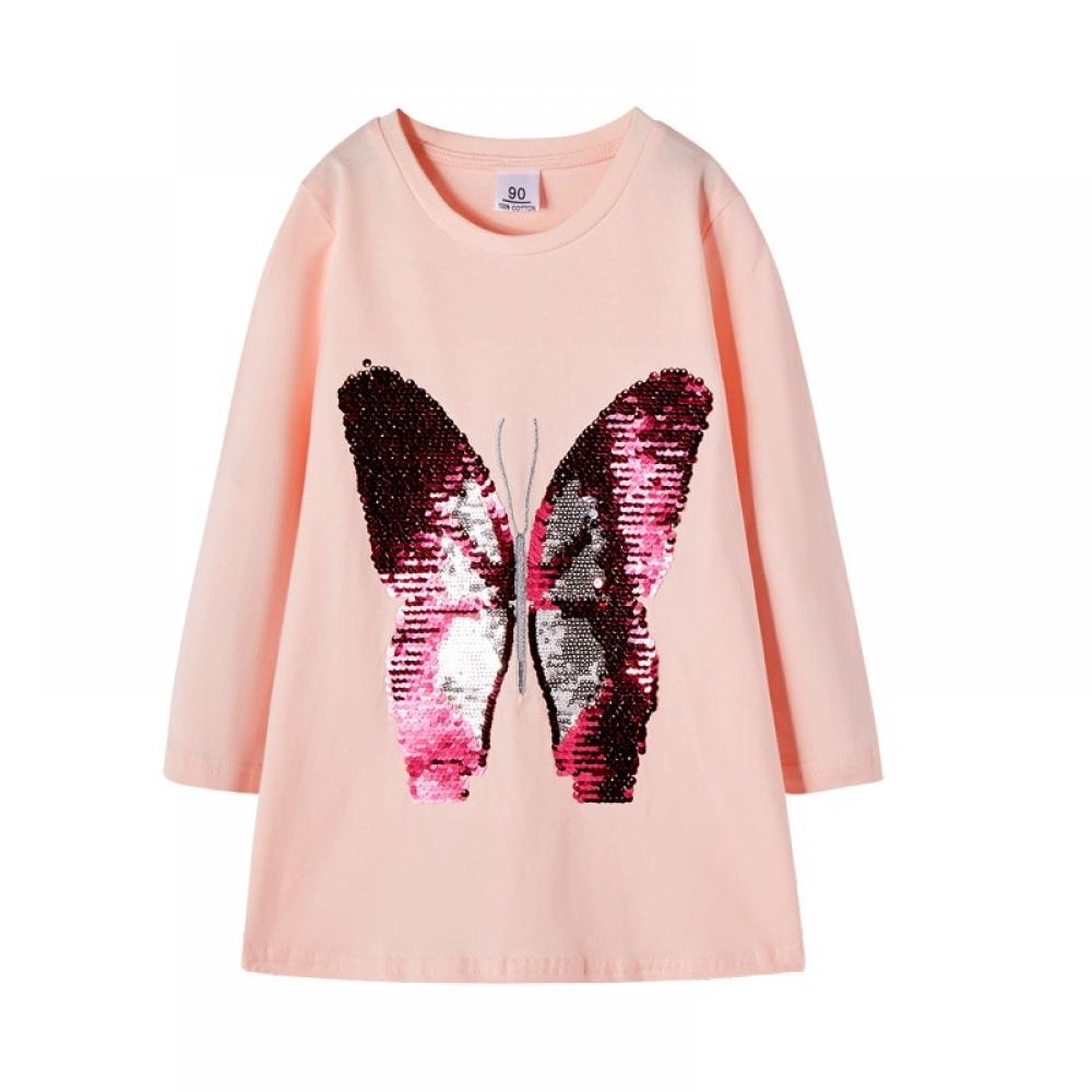 2-6years Autumn Girl Dress Cotton Long Sleeve Children Dress Pineapple Print Kids Dresses for Girls Fashion Girls Clothing   #fashion|#sport|#tech|#lifestyle