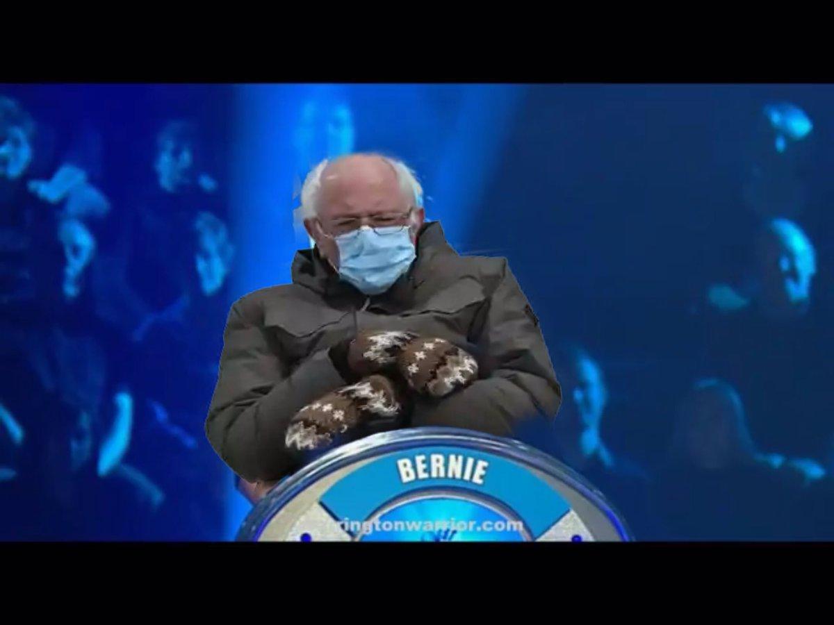 #BernieSanders #BernieMeme #Berniememes #BernieSandersmemes #berniesandersmeme #WeakestLink