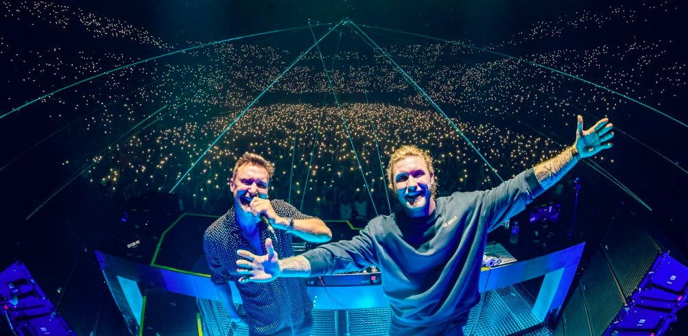 What do you think if @davidguetta and @MORTENofficial make a Future Rave album?😍🔥