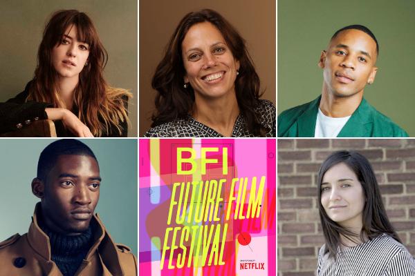 📣! This year's BFI Future Film Festival jury members are: ⭐️Jury Chair Elizabeth Karlsen @elizkarlsen  ⭐️Waad Al-Kateab @waadalkateab  ⭐️Reggie Yates @REGYATES  ⭐️Daisy Edgar-Jones @DaisyEdgarJones  ⭐️Malachi Kirby  They'll be judging 3 of our 10 awards🏆 #BFIFutureFilmFestival