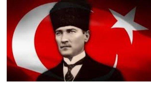 #YavuzBahadıroğlu Atatürk'e saygı duymayan a saygı duyulmaz onu rahmetle anmayana rahmet okunmaz.