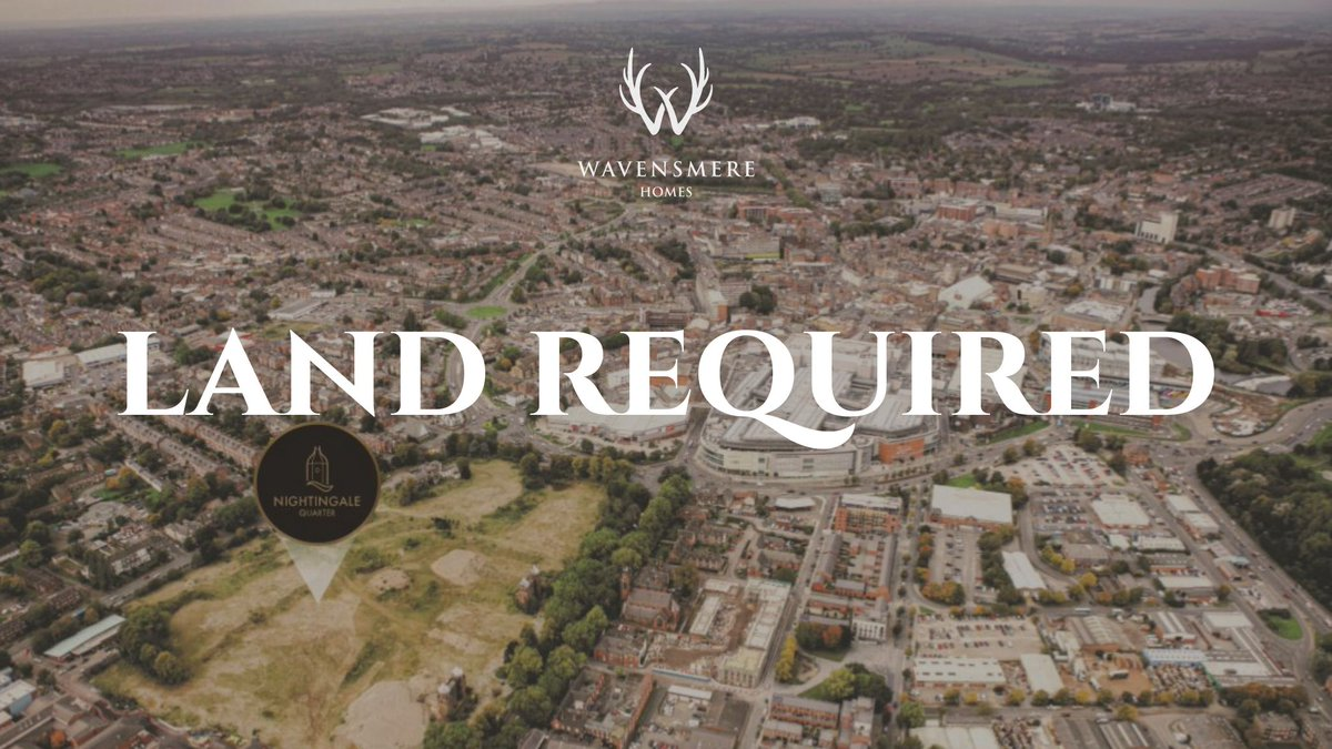 WE NEED LAND🏘️  Help us find our new development location.   Specifics include - a minimum of 50 houses, subject to planning and in the Midlands area.   More info here  #help #land #friday #share #houses