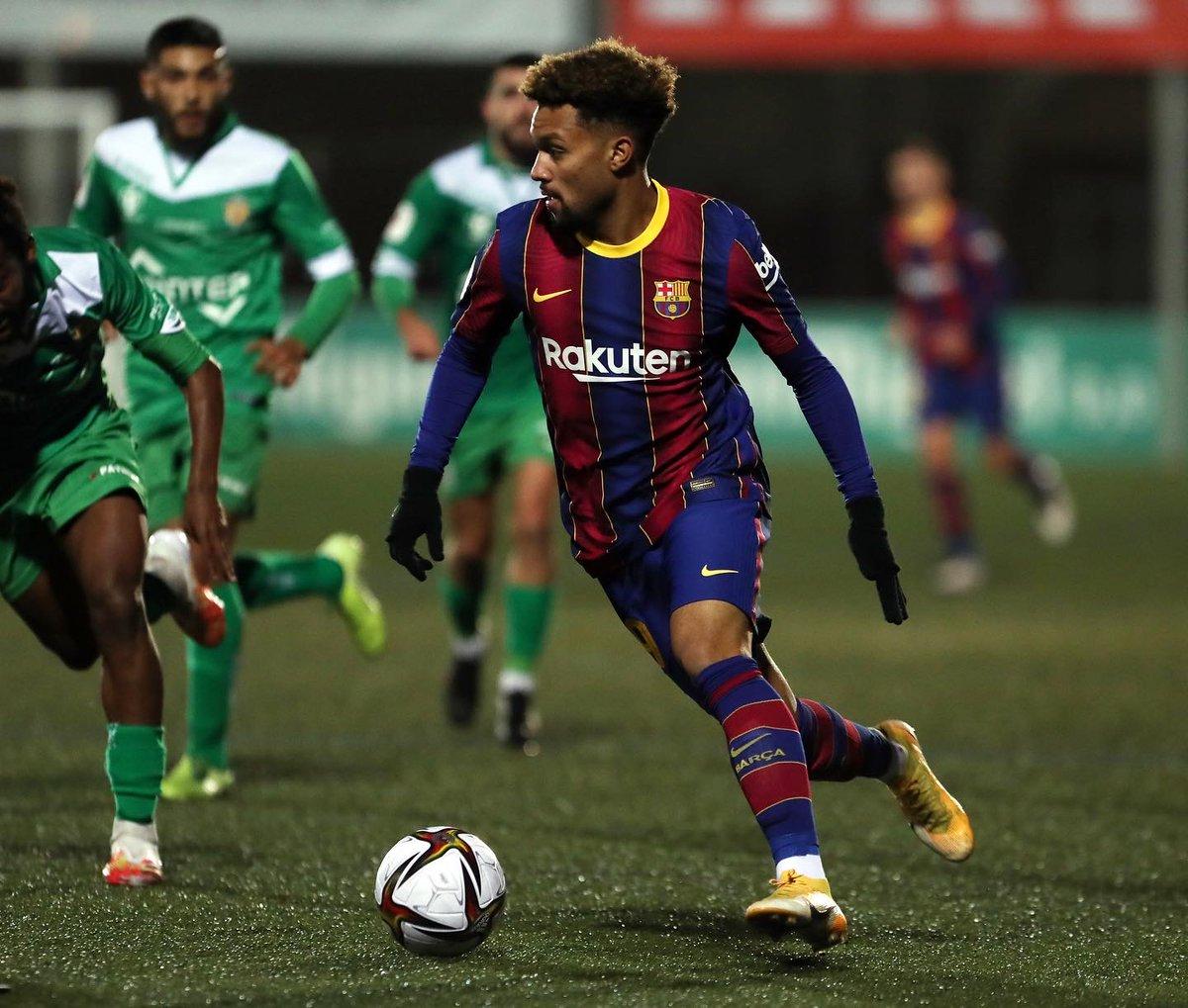 💥 @konradjr i @oscarmingueza van debutar a la Copa del Rei   💥 Konrad y Òscar Mingueza debutaron en la Copa del Rey  👏 Felicidades, chicos! Enhorabona!   💙❤️ MADE IN LA MASIA ❤️💙  #ForçaBarça 💙❤️