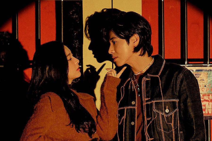 "Soompi's tweet - ""#TVXQ's #Yunho Drops ""Eeny Meeny"" Teaser Poster With  #RedVelvet's #Seulgi "" - Trendsmap"