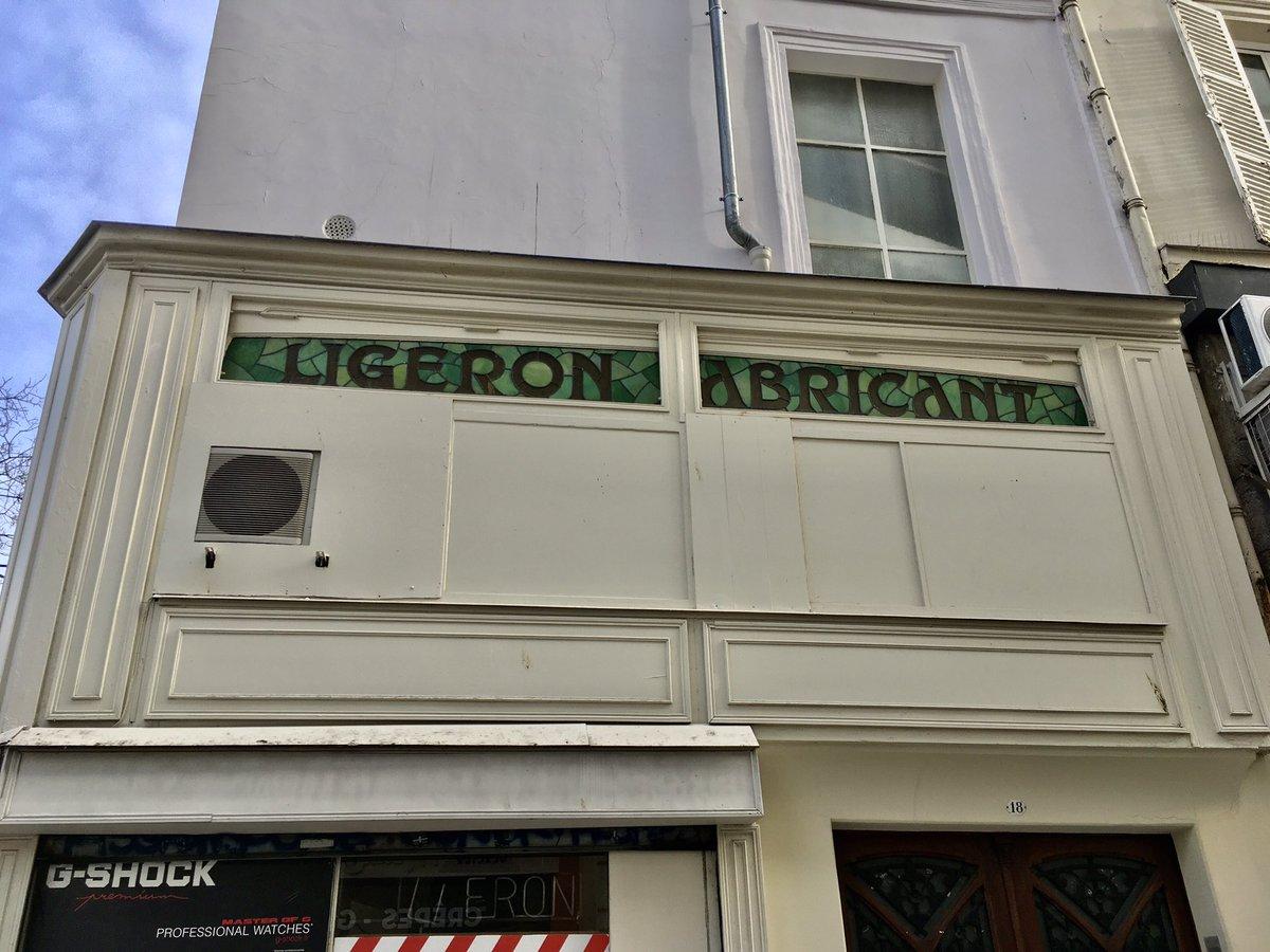 Bijouterie Ligeron maison fondée en 1785 sur le Boulevard de Bonne Nouvelle  #paris #PlanDeRelance #photooftheday