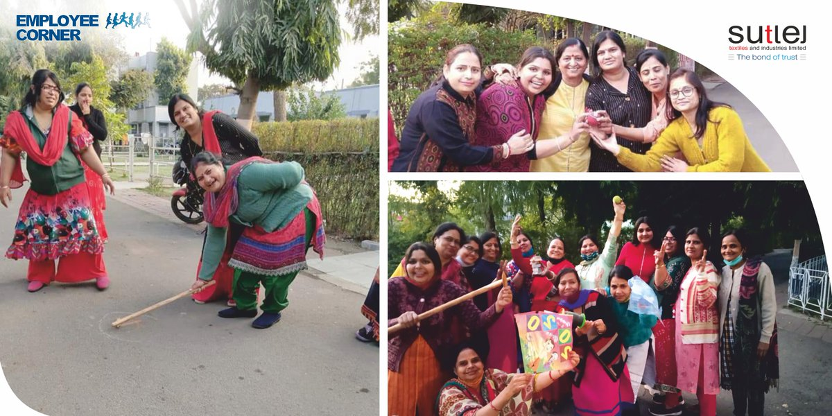 Makar Sankranti, also known as Uttarayan, is a festival dedicated to Lord Sun and marks the beginning of a new harvest period, was celebrated by members of the Rajasthan Textile Mills Ladies Club on 14 January 2021. More Info:-   #uttarayan #makarsankranti