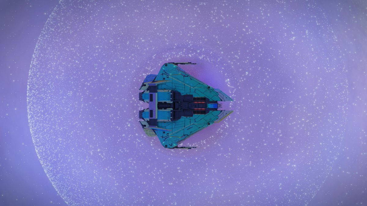Black hole distortion is great for screenshots #stellarscreenshots #elitedangerous #space #galaxy #spaceship