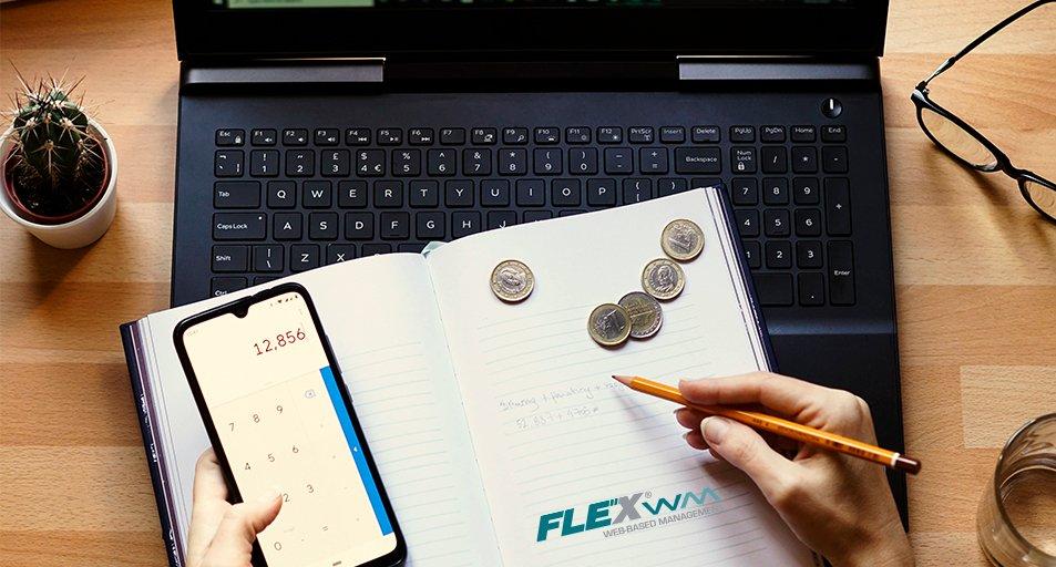 Con FlexWM todo movimiento de recursos financieros tiene una rastreabilidad de entradas y salidas, para auditoría en línea.    #VisualMexico #FlexWM #manufacturing #Software #ERP #Tech #Tecnologia #IT #Cloud #Business