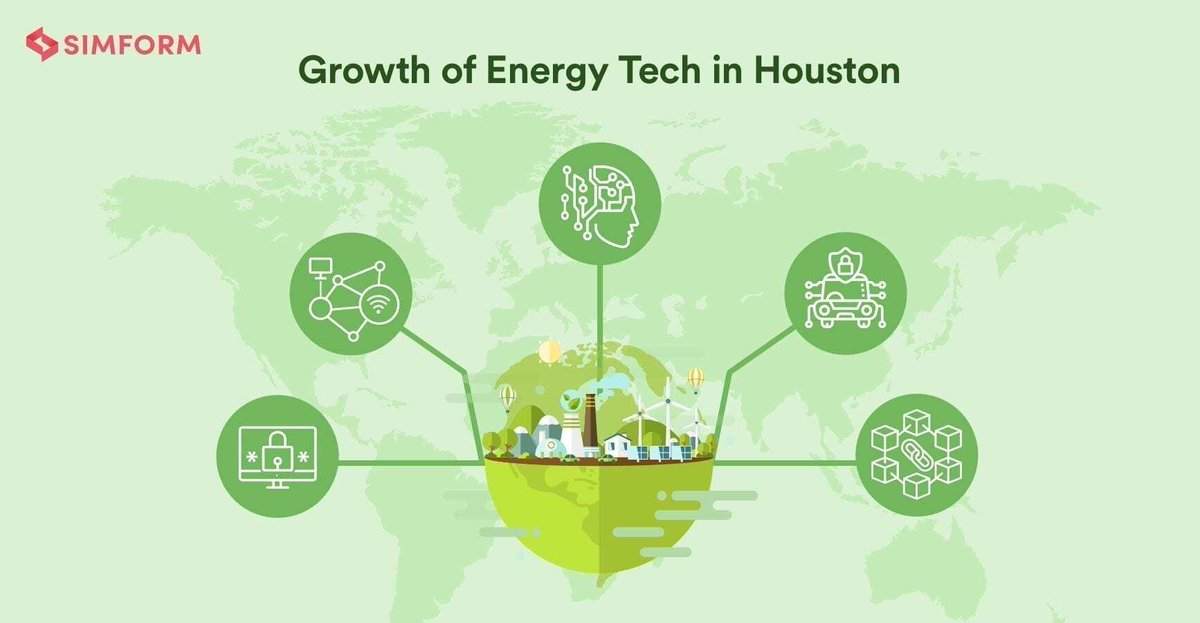 In the #digitalization era, when people are more inclined towards using smart devices, developments in the #energy sector become crucial.  This blog covers specific #technology trends in Houston, along with top energy #tech companies in Houston.