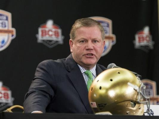 Notre Dame Football Program Placed on Probation for NCAA Violations https://t.co/i22rdVgSEq https://t.co/fick8qkTKZ
