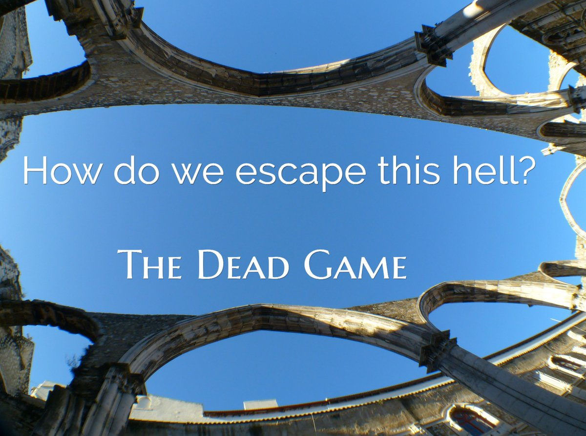 No more time for fun. Tourists disappear in the humid air. The night hides their cries as they're gone before our eyes.  THE DEAD GAME  @SusanneLeist                   #ASMSG #bookstagram #TheEnd
