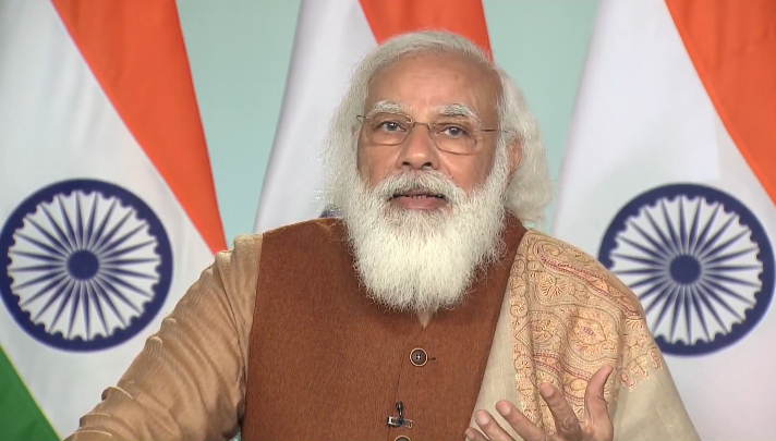 The effect of converting waste into energy is massive as well. Remains of crops have been a big challenge for both our farmers & the environment.  The work that you're doing on a technology related to Bio-gas and organic fertilizers can solve a major problem of India.  - PM Modi