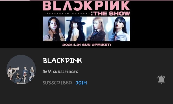 BLACKPINK SURPASSED 56 MILLION SUBSCRIBER IN YOUTUBE!!!! CONGRATS QUEENS AND CO-BLINK. LETS CONTINUE SUPPORT, LOVE PROTECT THEM ALWAYS🥰✨ @BLACKPINK @YouTube #56MILLION #YouTube #BLACKPINK #LISA #JENNIE #JISOO #ROSÉ Yt channel link: https://t.co/eQtPVCLiPv https://t.co/xdNkwVYRO2