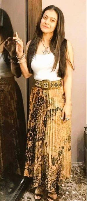 Kajol as Anu ❤❤❤ @itsKajolD  #Tribhanga