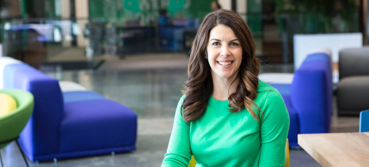 """""""The connection between feedback and insight has always been really strong and we've been extending the feedback into more categories."""" -Becky Cantieri, Chief People Officer. Learn about everything SurveyMonkey has to offer in our Social Impact report:"""
