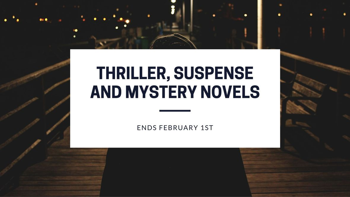 Looking for a great book at a low price?  Check out this selection of #thrillers #suspense and #mystery novels.  Get yours now!  #books #bookstagram #booklovers #ebooks #kindledeals #kindlebargains