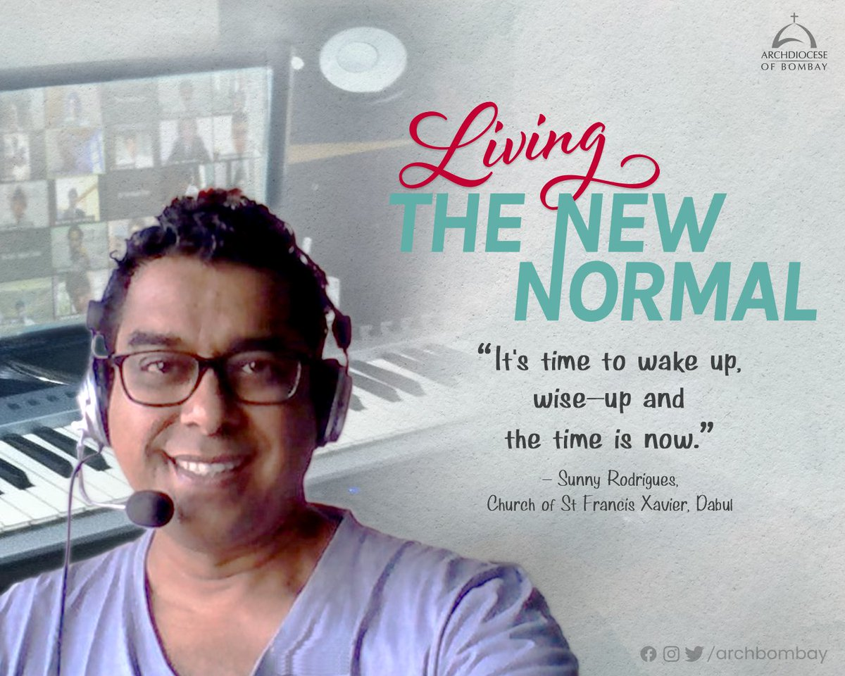 How have music teachers adapted during the pandemic? Here's what Sunny Rodrigues, Professional Singer, Music Teacher, and Vocal Trainer, has to say...  Read more: https://t.co/HQEj6Q76Rs  #LivingTheNewNormal #Pandemic #COVID #Teachers https://t.co/w0k22r4w4s