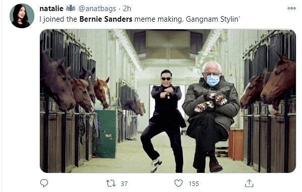 I just be finding them all over at this point. I can't stand people 😂😂#BernieSanders #Berniememes