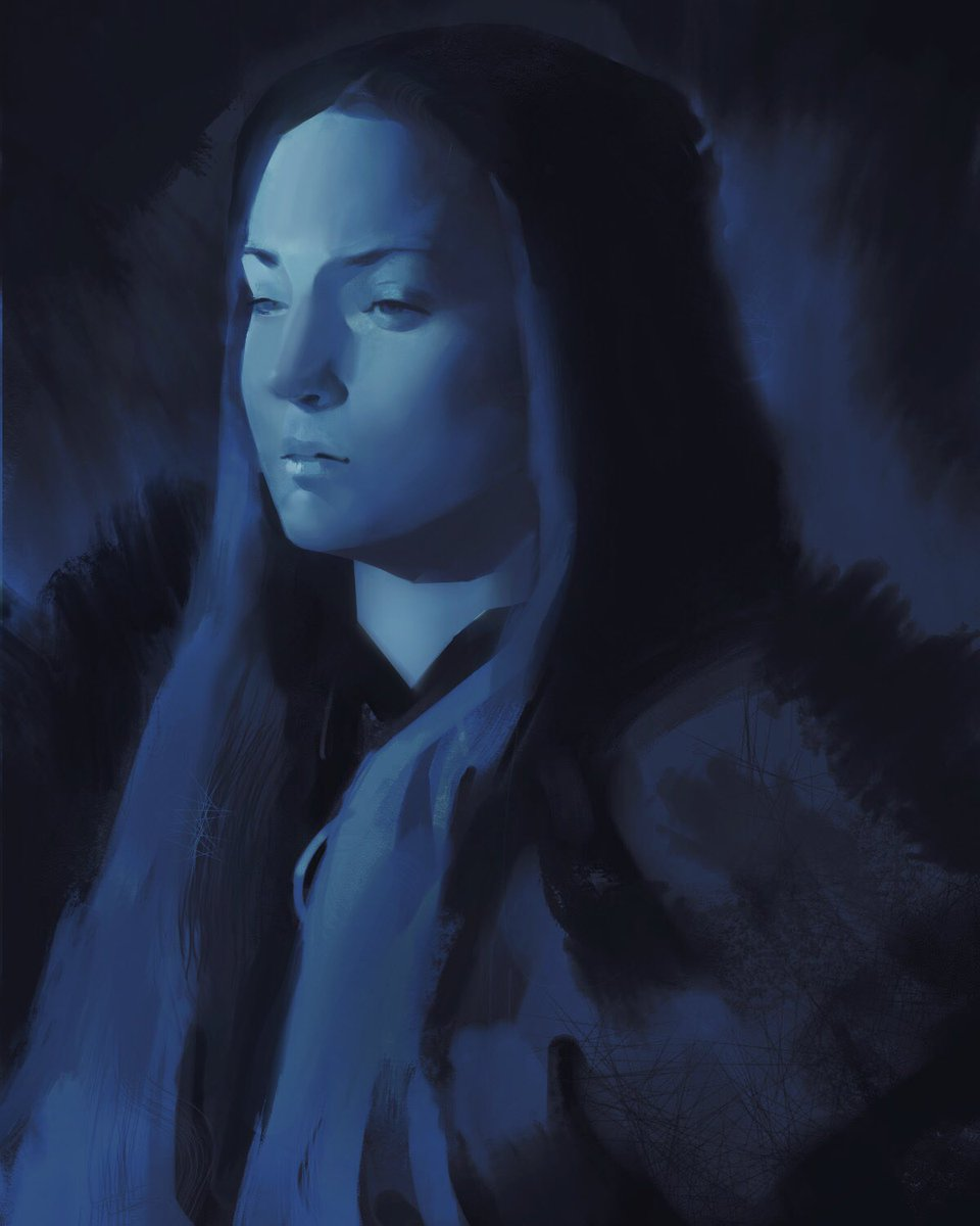 painting study  #art #artist #draw #hbo #gameofthrones #create #johnsnow #blue   #figuredrawing #sketch #sketching #HBOMax #fantasy #procreate #painting #sketchbook #artwork #illustration #illustrator #animation #Tyrion  #sophieturner #sansastark #painting