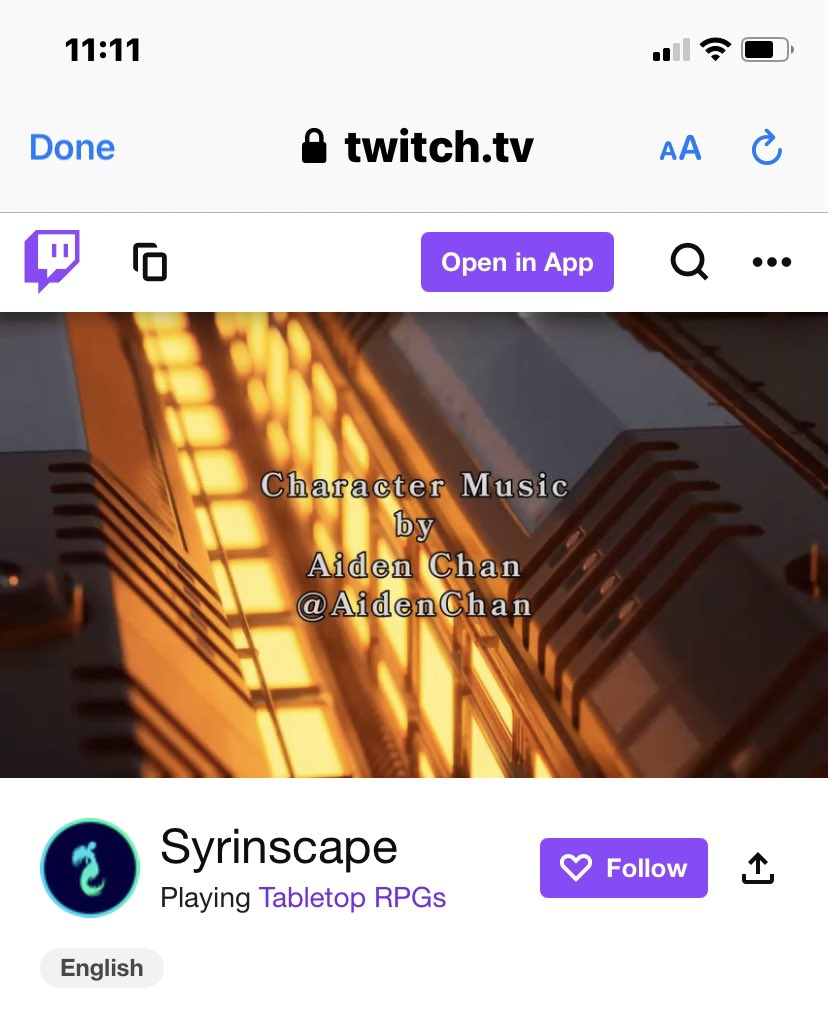 So glad the @thedungeonmaestro doing what makes him #happy  and #fulfilled  #critters, the wait is finally over!  #character #themes for #RTalsorianGames @syrinscape_app !  Welcome back, Maestro!! @aidenchanmusic     #gamemusic