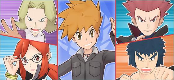 Serebii Update: The Pokémon Masters EX Champion Stadium will return to the Kanto Challenge format from February 1st at 06:00 UTC