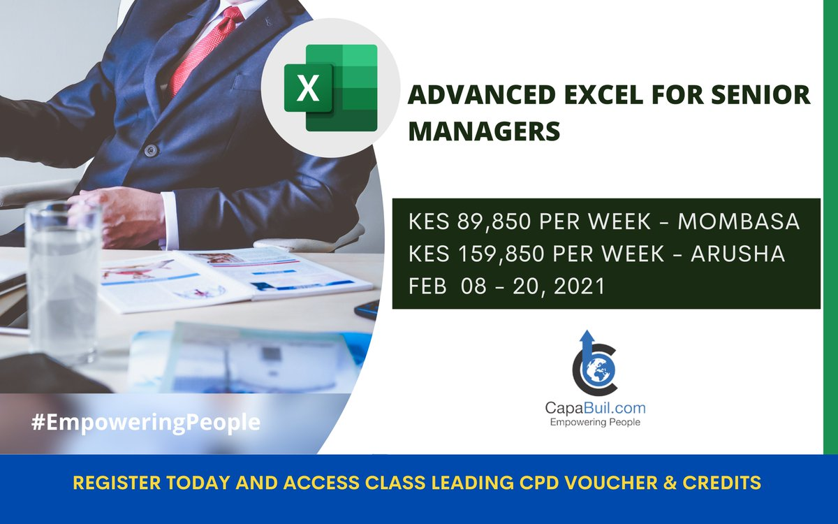 Tracking resources, developing staff, coordinating projects can be a smooth run with the right knowledge development programs . #EmpoweringPeople  Visit  today.  SUCCEED WITH FREE WEBINARS  #FridayMotivation  #Mombasa  #Kenya  #Nairobi
