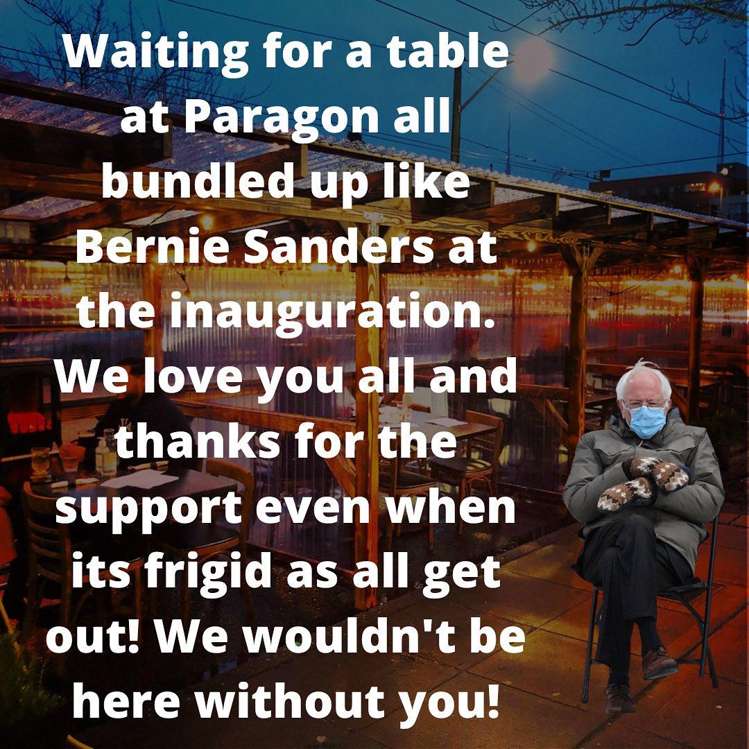 K. I had to 🙃  #BernieSanders #berniesmittens #Berniememes #supportsmallbusiness #seattle