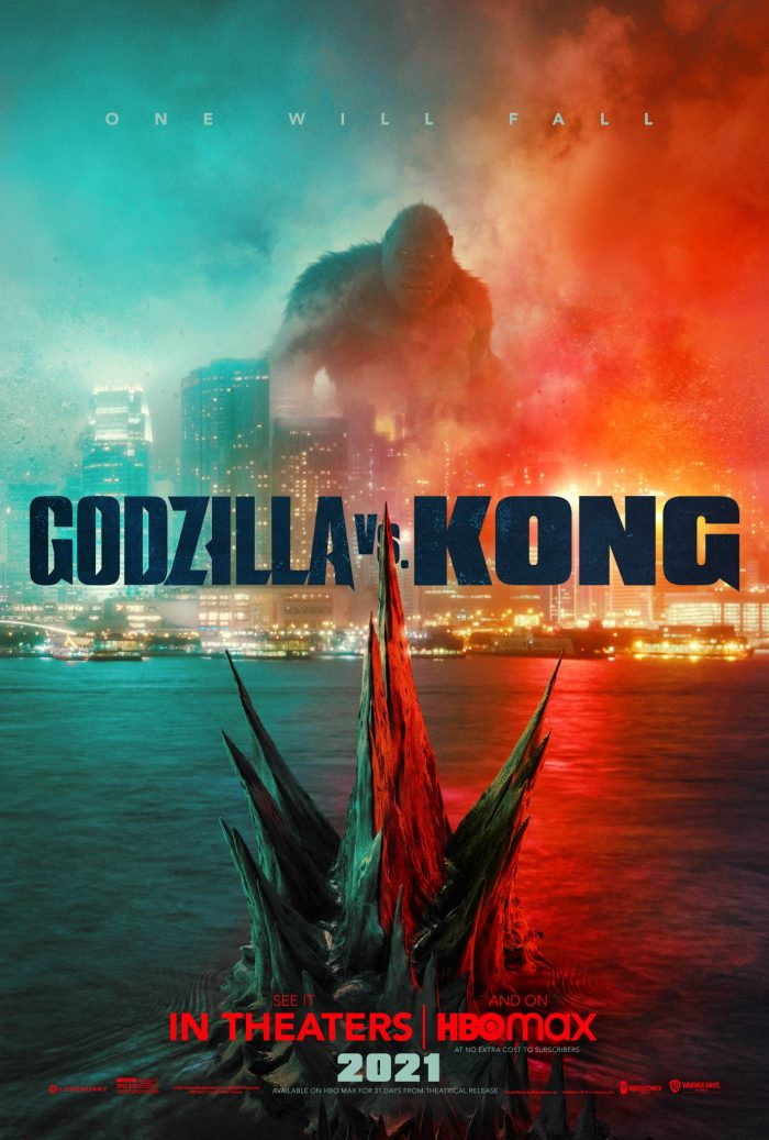 With the release of this cool new poster and trailer expected to drop this Sunday, one thing is certain. When these two titans collide, no one wins...except the audience! @GodzillaVsKong @Legendary #godzilla #kingkong #GodzillaVsKong #legendarypictures #hbomax #movie #comingsoon