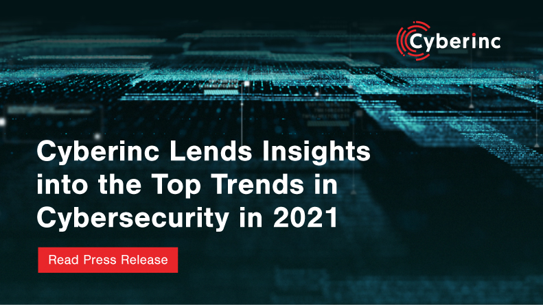 Heightened #Ransomware and #Phishing Activities Combined with Evolving Remote Work Models Point to Growing Need for Remote #BrowserIsolation. Read full press release here for the top 3 #Cybersecurity Trends in 2021 -