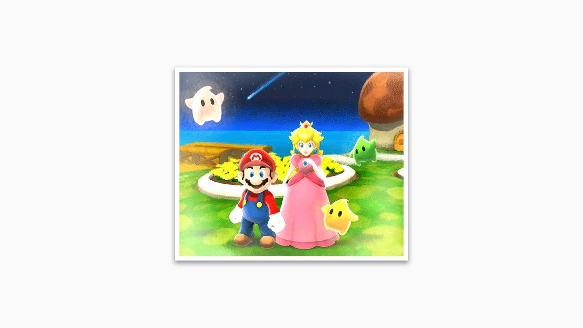 Mario Galaxy acabado #SuperMario3DAllStars #NintendoSwitch