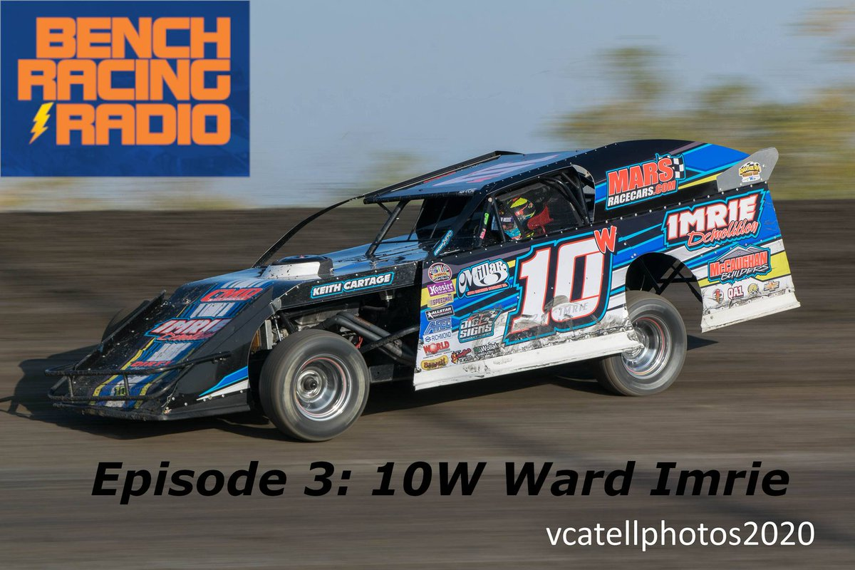 Episode 3 is here! We managed to get Ward Imrie to sit down long enough to chat about racing modifieds, racetrack nightlife, the road to IndyCar, ADHD, and more! Available on Spotify, Google Podcasts, Apple Podcasts, and wherever else you listen! open.spotify.com/show/62MLLbAOx…