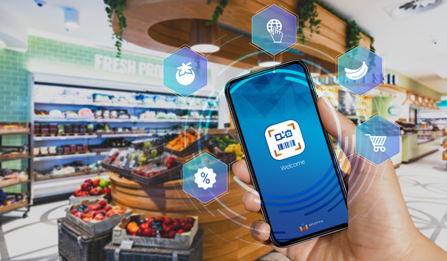 Helping #shopping experiences! #AR for retail improving customer's #omnichannel value. 🛒