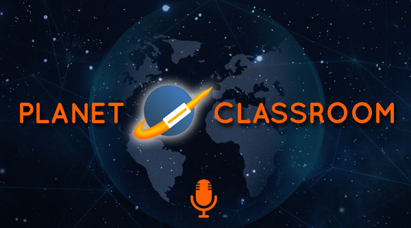 #MeetORB w/ @SteGiannini #UNESCO on #PlanetClassroom's #Inaugural #Podcast -- #Unity is our #Hope for the #Future - #COVID    #GenZ #youth #family #AI @KidsFirstMedia @DreamADreamInd @brandartica @VoiceAmericaTRN