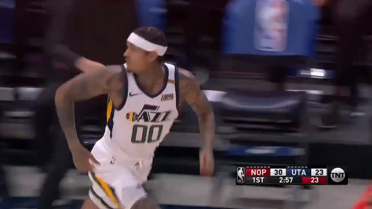 .@JordanClarksons (19 PTS) is INSTANT OFFENSE off the bench in the latest @utahjazz victory! #OnlyHere #TakeNote  Catch the intense action and riveting drama unfold on NBA TV Philippines, @OneSportsPHL, and @TV5manila! 📺