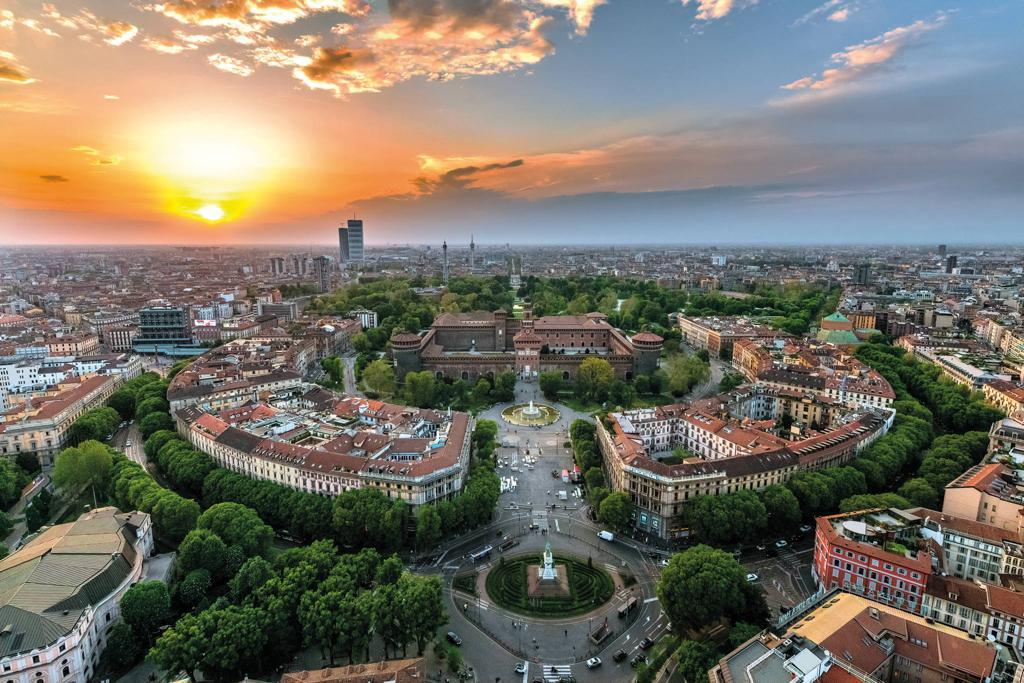 Buongiorno Milano ❤️ #milan #home #immobiliare #design #moda #lusso #solobellecase