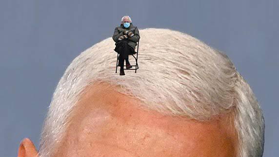 #Bernie #BernieSanders #Berniememes