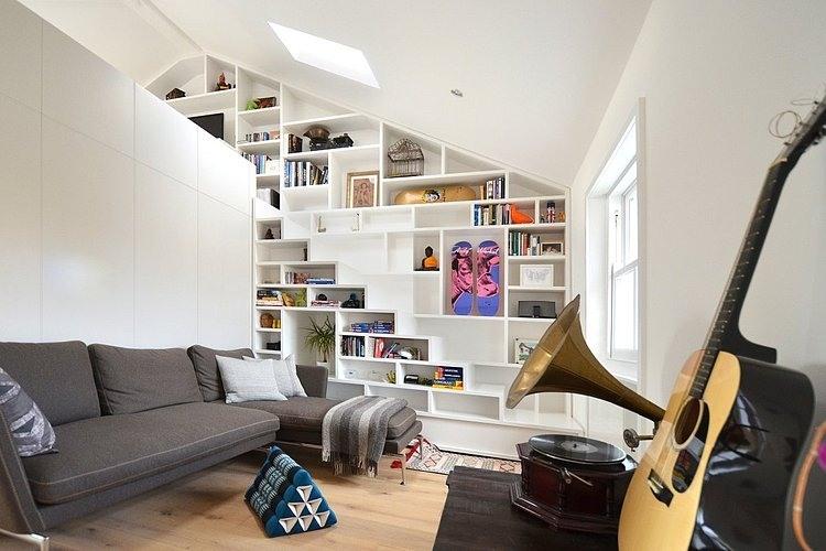 Modern Loft in Camden by Craft Design    #architecture #home #decor #interiordesign