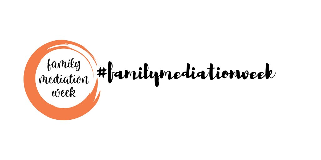 Fingers ready! Let's do this!  Get #familymediationweek trending.  Make sure you use the HASHTAG in anything you tweet or retweet!