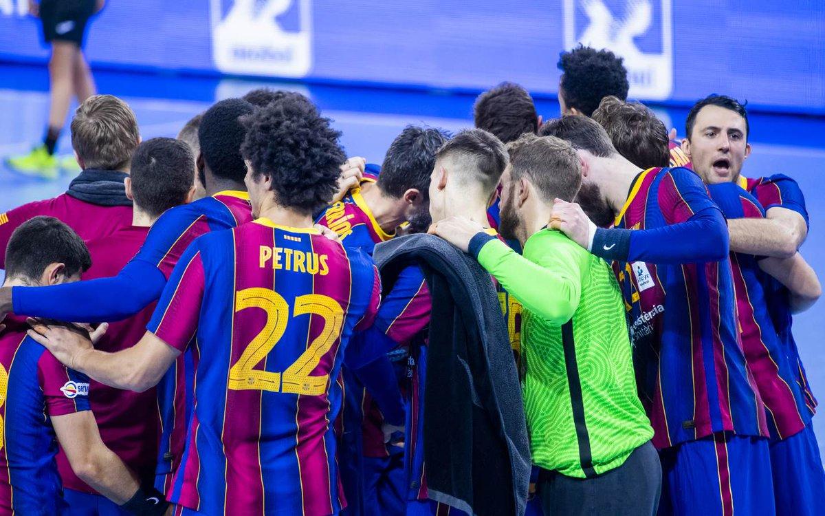 [📌 Horari confirmat]  🏆 J19 #LigaSacyrASOBAL 🆚 @AnaitasunaBM  📆 Dissabte 06/02 ⌚ 12:00 h 📍 Palau Blaugrana 📺 @Gol + @LaLigaSportsTV   🔵🔴 #ForçaBarça