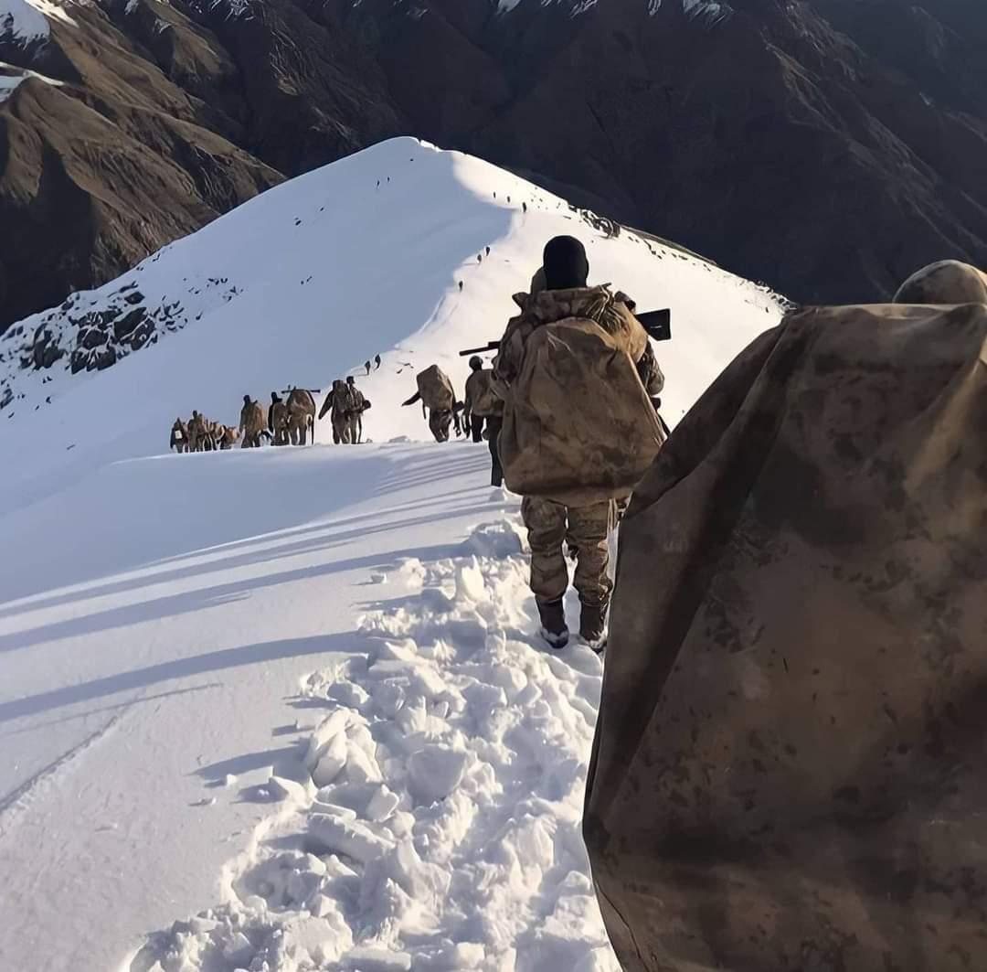 Dağ Tepe yok VATAN MİLLET var !🇹🇷🐺 #HayırlıCumalar