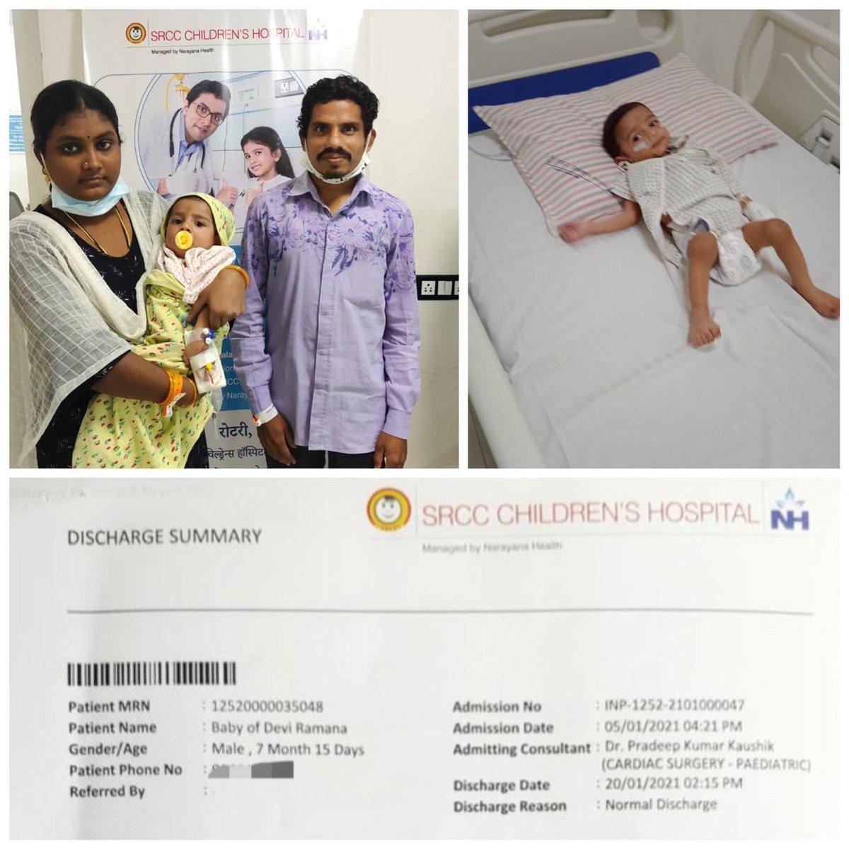 आप हमारे भगवान हो ..अब और क्या कहूँ। आपने मेरे बच्चे की जान बचा ली। धन्यवाद @SonuSood @GovindAgarwal_ https://t.co/e4d1rzJbFP https://t.co/y0HBahwVLb