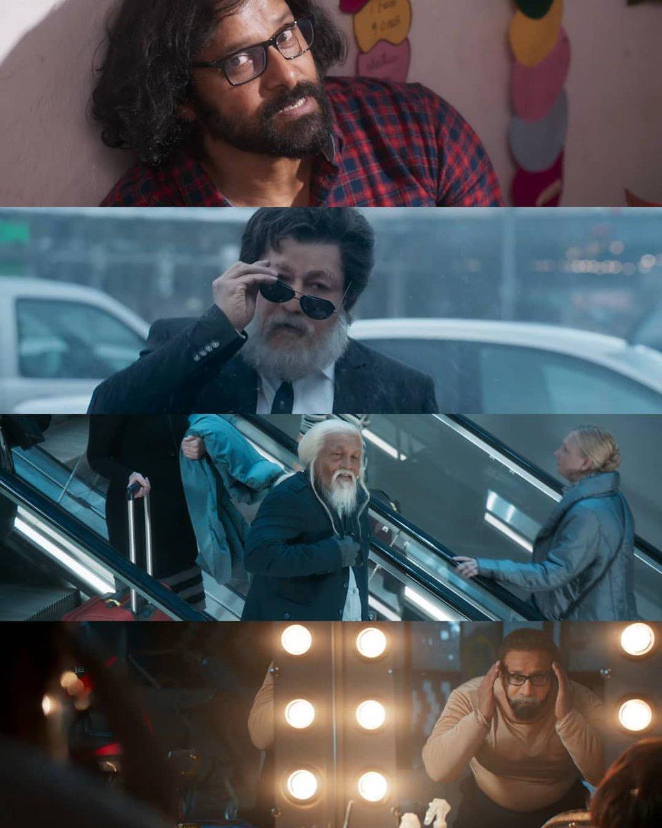 @Ciao_Adio @Flashv07 Sure #cobra movie will biggest blockbuster comeback for #ChiyaanVikram ❤️  #CobraTeaser ▶️