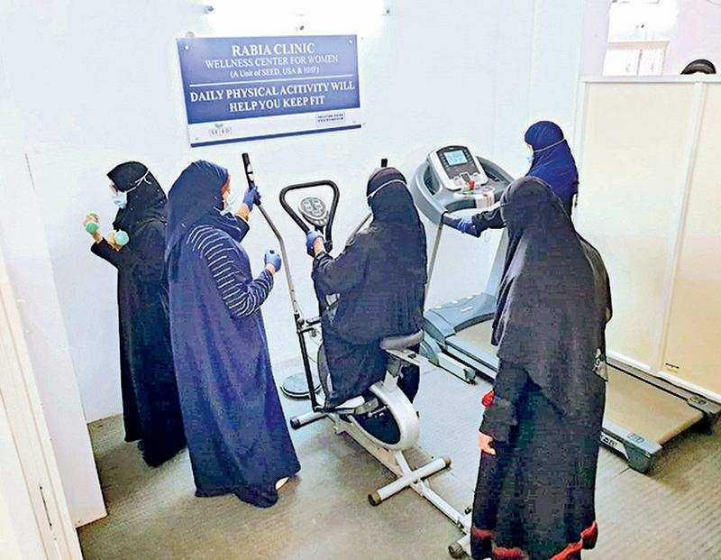 First in Telangana: Hyderabad mosque opens gym for women    via @TOIHyderabad