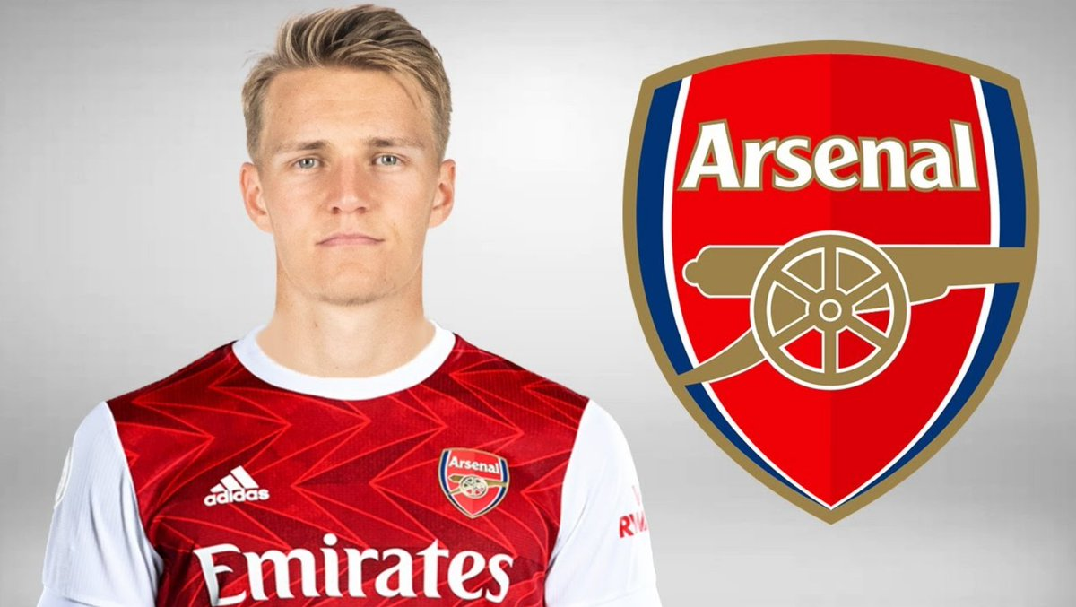 🚨 Real Sociedad wanted Ødegaard, but couldn't make the move happen. #Arsenal pushed heavily for him, and he will join the Premier League club on a 6-month loan. @diariovasco via @theMadridZone #AFC   SIIIIIIIUUUUUUUUU