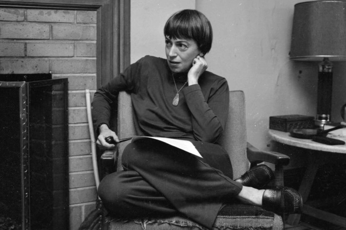 """""""Love doesn't just sit there, like a stone; it has to be made, like bread, remade all the time, made new.""""  American writer, Ursula le Guin died #OnThisDay in 2018 #ReadMoreWomen https://t.co/NyoUs7ZHNA"""