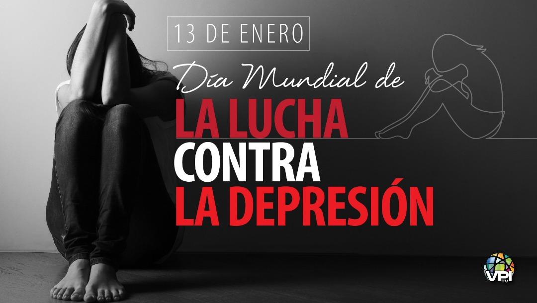 El 13 de Enero: Día Mundial de la Lucha Contra la Depresión. ´´La depresión es alimentada debido a heridas no curadas´´ lo dijo Penélope Sweet. Recuerda la depresión no es un signo de debilidad. Se trata de una señal para ser fuerte. ¡Que nadie te ponga límites! ✨ @Miss_Katushka https://t.co/ClVsRfZX84