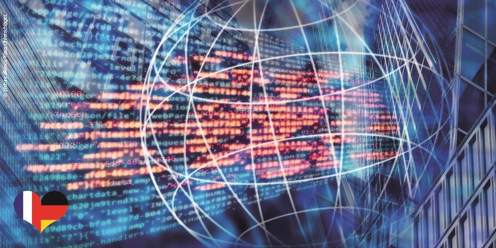 🇫🇷🇩🇪は共に行動する:フランスとドイツはインターネットを含め、統治性と安全性の高い欧州のために、パートナー国と共に取り組みます🤝欧州クラウド/データ基盤構想「GAIA-X」と共に、デジタルの未来を共に作り上げていきます。 #仏独ズッ友 https://t.co/nxb2g0Btdn