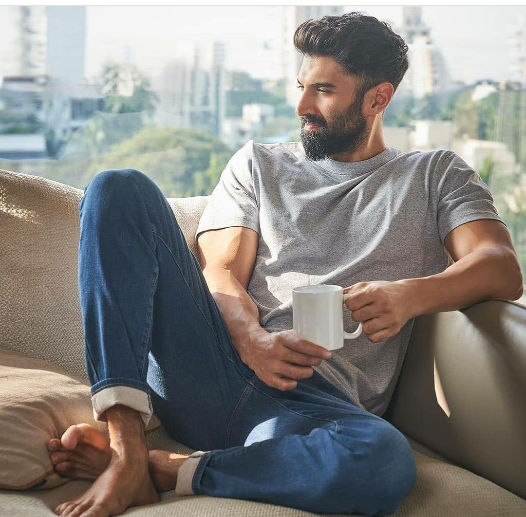 New IG post of Aditya for #UniqloIndia  #AdityaRoyKapur